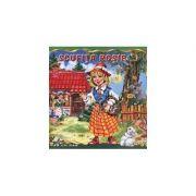 Scufita Rosie - Carte ilustrata (Colectia Pas cu Pas)