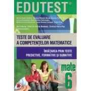 Teste de evaluare a competentelor matematice Clasa a VI-a. Teste predictive, formative si sumative (Sorin Bucur)