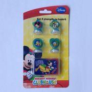 Set 4 stampile Mickey MIK3602