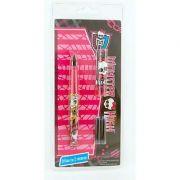 Stilou cu 2 rezerve Monster High MOH01013
