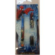 Stilou cu 2 rezerve Spiderman SPM01013