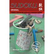 Sudoku original. Probleme numerice distractive de la inventatorii japonezi - Carlton Books