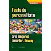 Teste de personalitate prin alegerea culorilor, Dewey - Sadka Dewey