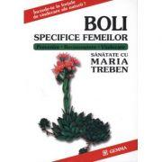 Boli Specifice Femeilor - Sanatate cu Maria Treben