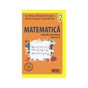Matematica - Clasa a V-a, semestrul II. Exercitii si probleme, 2011-2012 (Gheorghe Drugan)