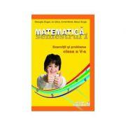 Matematica. Exercitii si probleme clasa a V-a, semestrul I 2012-2013 - Gheorghe Drugan