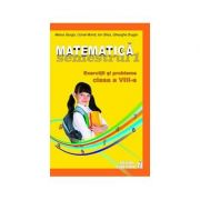 Matematica - Clasa a VIII-a, sem I. Exercitii si probleme, 2012-2013 (Marius Giurgiu)