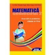 Matematica. Exercitii si probleme clasa a V-a, sem. II 2012-2013 (Gheorghe Drugan)