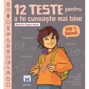 12 Teste pentru a te cunoaste mai bine, 100% baieti - Beatrice Cooper-Royer