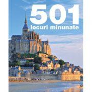 501 locuri minunate (Ghid de calatorie)