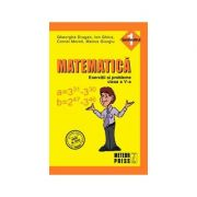Matematica. Exercitii si probleme. Clasa a V-a, semestrul I 2010-2011 (Gheorghe Drugan)