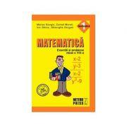Matematica - Clasa a VIII-a, semestrul I. Exercitii si probleme 2010-2011