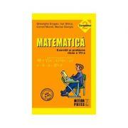Matematica - Exercitii si probleme. Clasa a VII-a, semestrul II 2010-2011