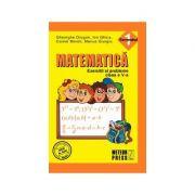 Matematica. Exercitii si probleme. Clasa a V-a, semestrul I 2011-2012 (Ghoerghe Drugan)