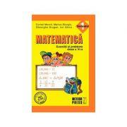 Matematica. Exercitii si probleme. Clasa a VI-a, semestrul I 2011-2012 (Cornel Moroti)