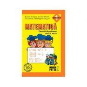 Matematica. Exercitii si probleme clasa a VIII-a, semestrul I 2011-2012. (Marius Giurgiu)