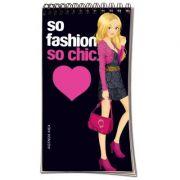 Agenda mea. So fashion so chic. Pink