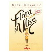Flora si Ulise. Aventurile iluminate - Kate DiCamillo (Ilustratii de K. G. Campbell)