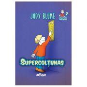 Supercoltunas - Judy Blume (Carte cu ilustratii)