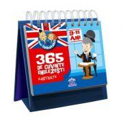 Calendar. 365 de cuvinte englezesti ilustrate, 9-11 ani Sunt Imbatabil