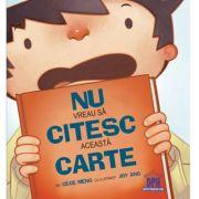 Nu vreau sa citesc aceasta carte - Cece Meng
