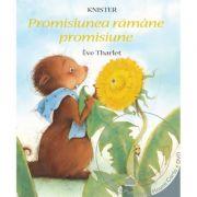 PROMISIUNEA RAMANE PROMISIUNE - Eve Tharlet (DVD inclus)