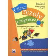 Citesc, rezolv, progresez. Texte pentru acasa, in clasa in vacanta. Clasa a II-a