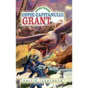Copiii capitanului Grant - Jules Verne (Editie ilustrata)