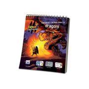 Desenez Cartea Mea cu Dragoni (Colectia Tom Lagomme)