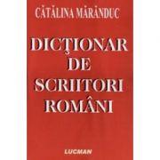 Dictionar de scriitori romani - Catalina Maranduc