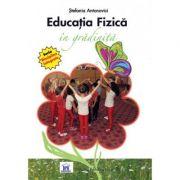 Educatie Fizica In Gradinita (Stefania Antonovici)