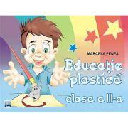 Educatie plastica pentru clasa a III-a - Marcela Penes