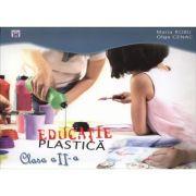 Educatia Plastica. Clasa a II-a - Maria Robu
