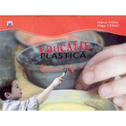 Educatie Plastica. Clasa a IV-a - Maria Robu
