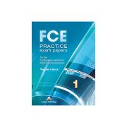Curs de Limba Engleza FCE Practice Exam Papers 1 Teachers Book