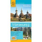 Ghid turistic de buzunar - MARAMURES (Adina Baranovski)