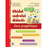 GHIDUL CADRULUI DIDACTIC - clasa pregatitoare (Stefan Pacearca)