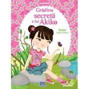 Gradina secreta a lui Akiko - Nadja Julie Camel
