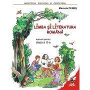 Limba si Literatura Romana. Manual pentru clasa a II-a - Marcela Penes