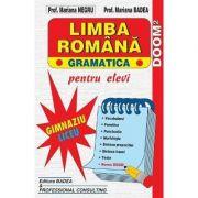 Limba romana o gramatica pentru elevi, Conform DOOM 2-(Gimnaziu si liceu)