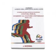 Lucrari ale simpozionului national. Cultura Fizica - domeniul al cunoasterii universale (Editia a IX-a)