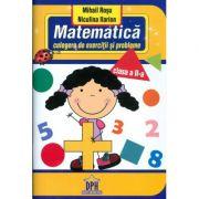 Matematica. Culegere de exercitii si probleme, clasa a II-a - Mihail Rosu