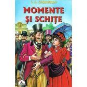 Ion Luca Caragiale (Momente si schite) - Colectia Piccolino
