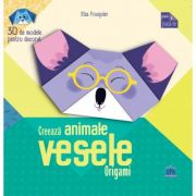 Creeaza Animale Vesele. Origami