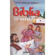 Biblia in versuri - Petru D. Popescu