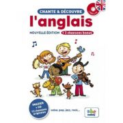 Sing and learn English. Imagier et CD 12 chansons originales - salsa, jazz, pop, rock