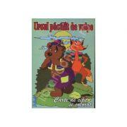 Ursul pacalit de vulpe. Carte de citit si colorat - Eduard Ilie