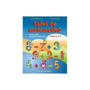 Caiet de matematica - Clasa a II-a (Aurelia Arghirescu)