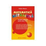 Matematica distractiva - clasa a IV-a (Rodica Dinescu)