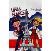 Limba franceza. Manual pentru clasa V-A, Limba1 - Cavallioti